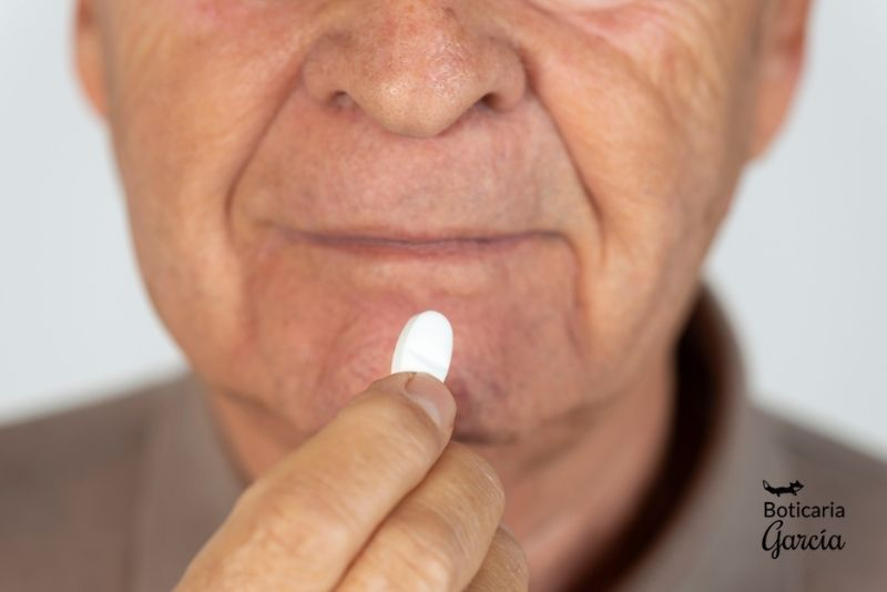 Ibuprofeno de 600