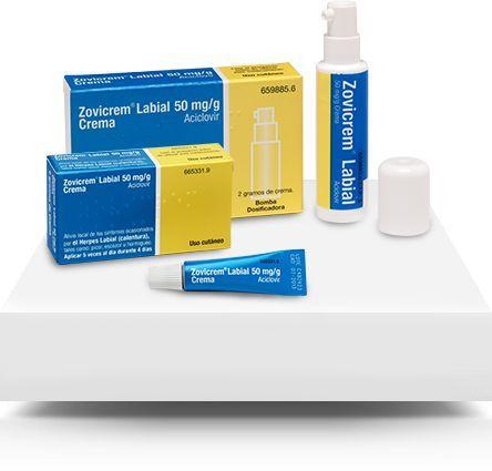 Tratamiento del herpes labial - boticaria garcia
