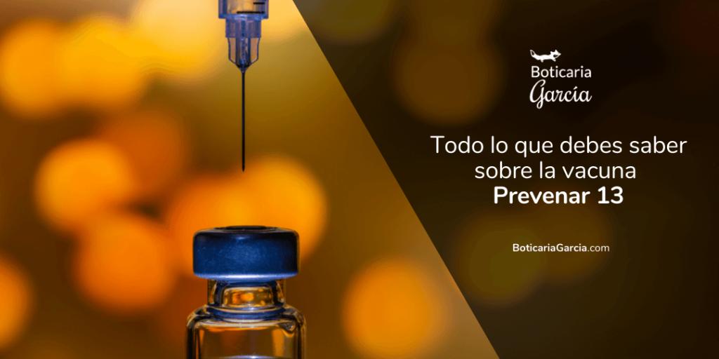 Vacuna Prevenar
