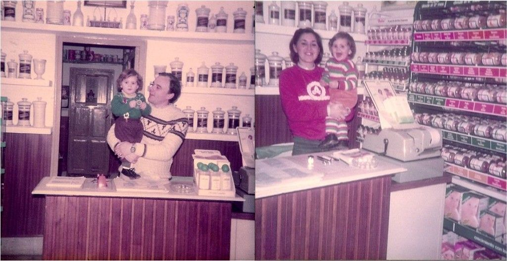 En la Farmacia con Mamá y Papá