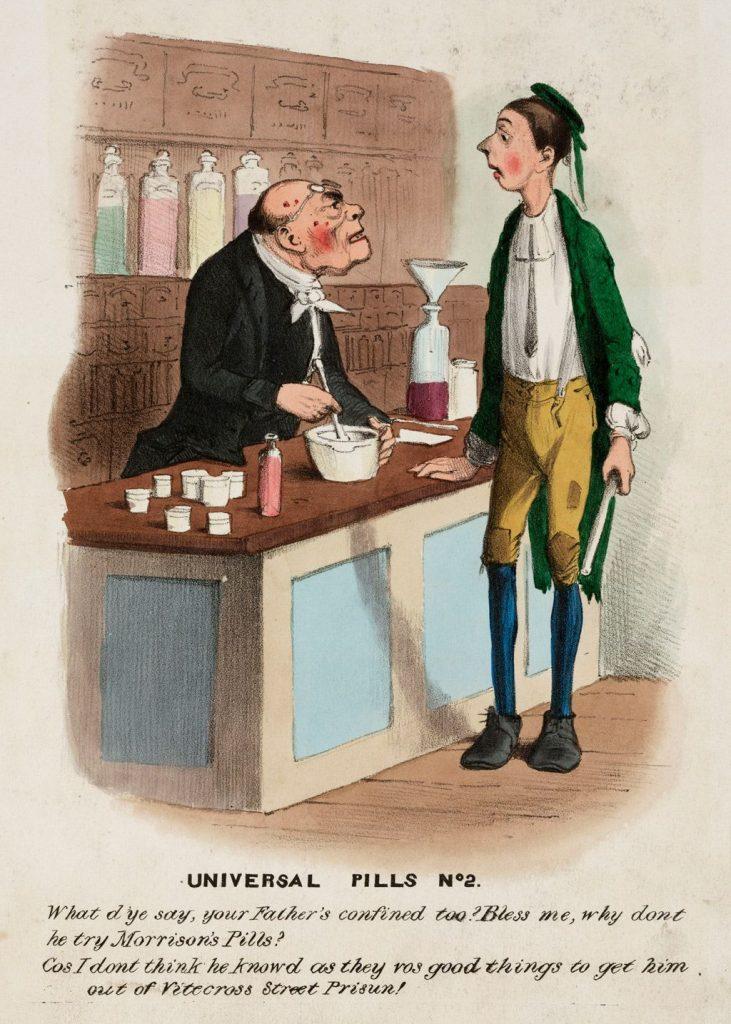 anecdotas farmacia enero