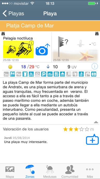 picadura medusa app 2