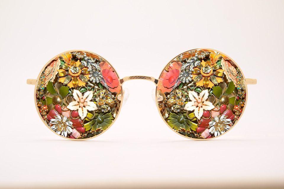gafas sol chino