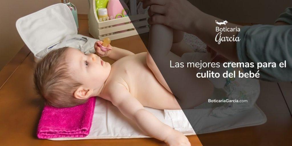 ¿Cuál es la mejor crema para el culito del bebé?