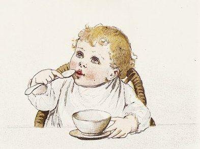 Primer día de alimentación complementaria: ¿qué le doy a mi hijo?