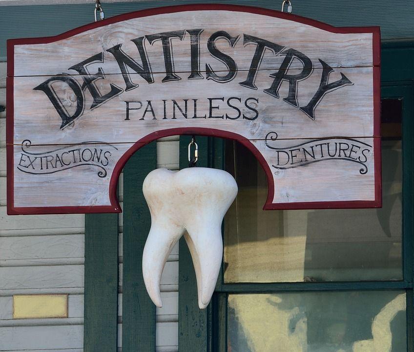 salidas de los dientes