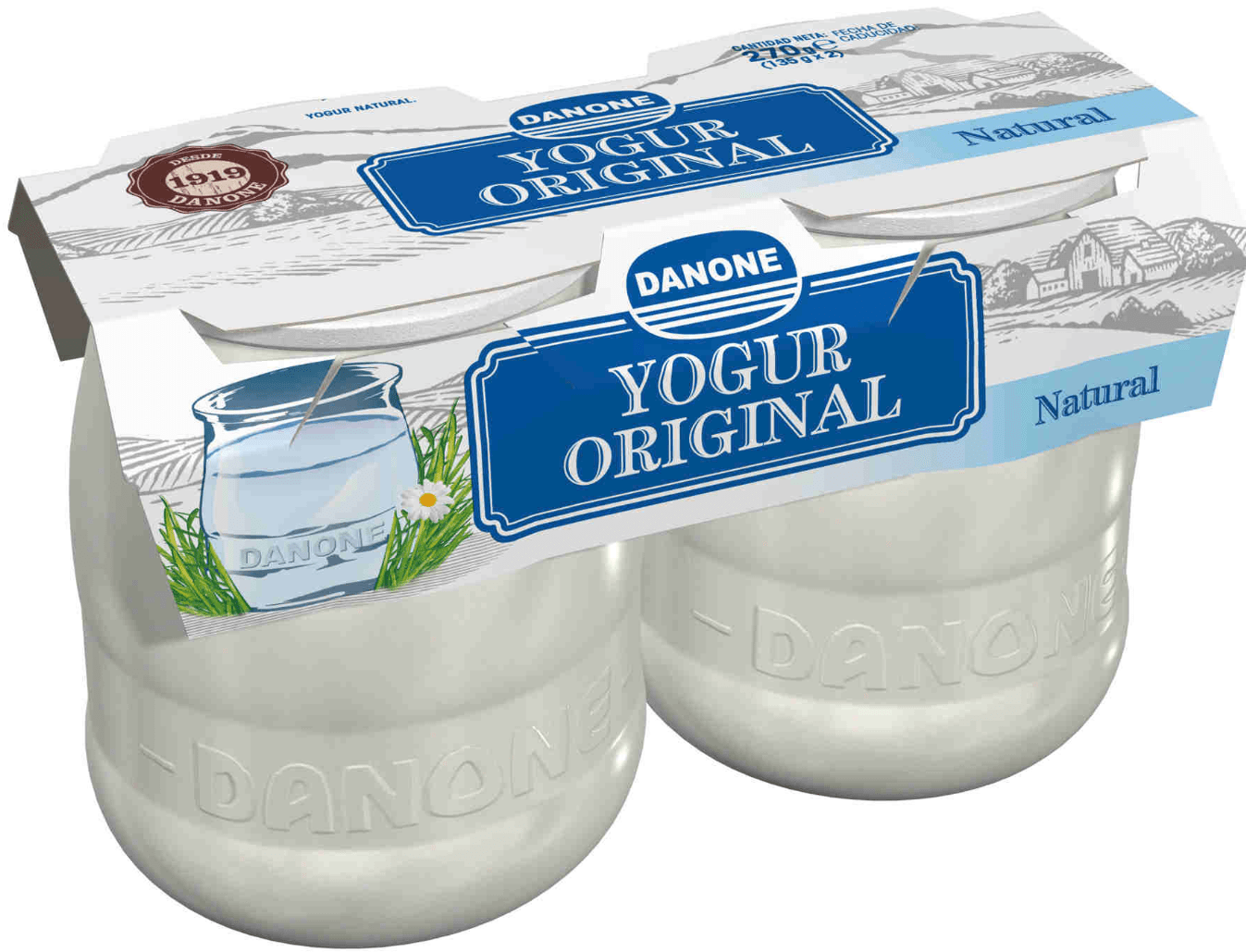 mejor yogur