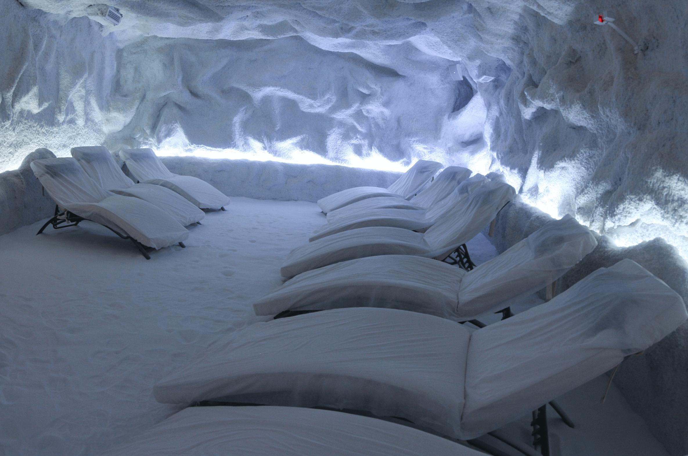 cuevas de sal haloterapia