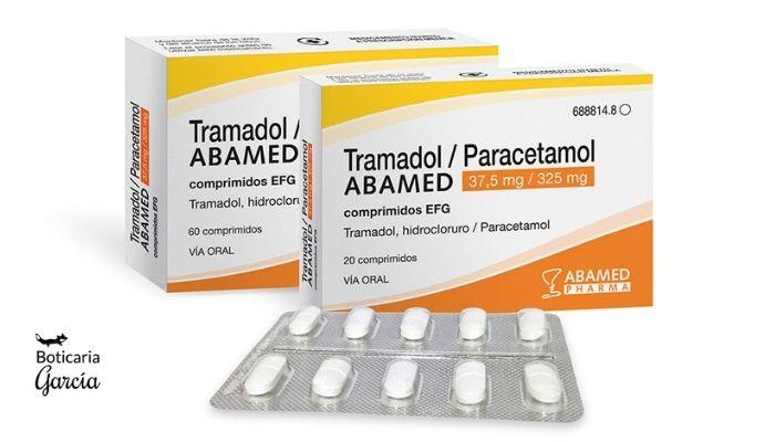 tramadol con paracetamol