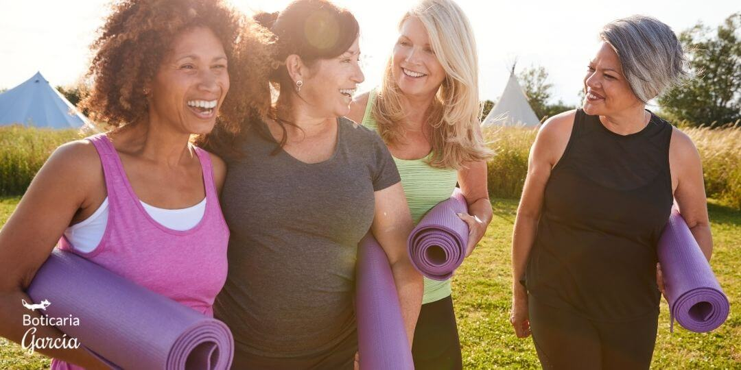 Guía sobre la menopausia: alimentación, desajustes y hormonas