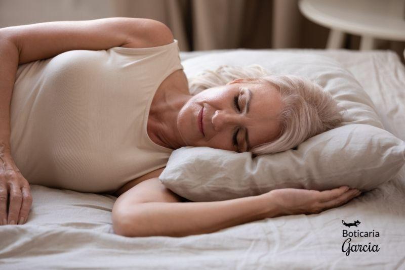 Problemas de sueño durante la menopausia