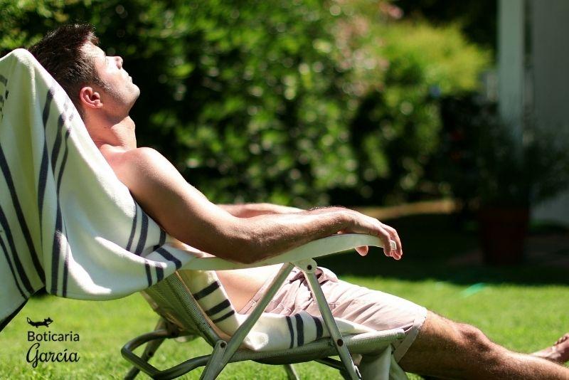 Tomar el sol ayuda a conseguir vitamina D