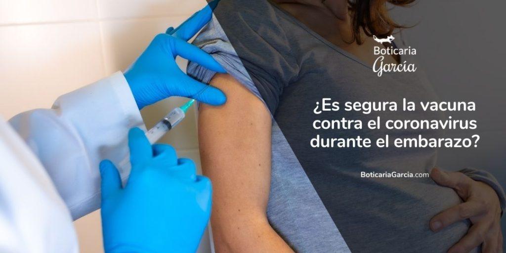 Vacunación de coronavirus y embarazo