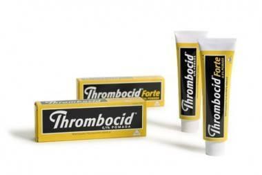 ¿Las embarazadas pueden usar el Thrombocid?