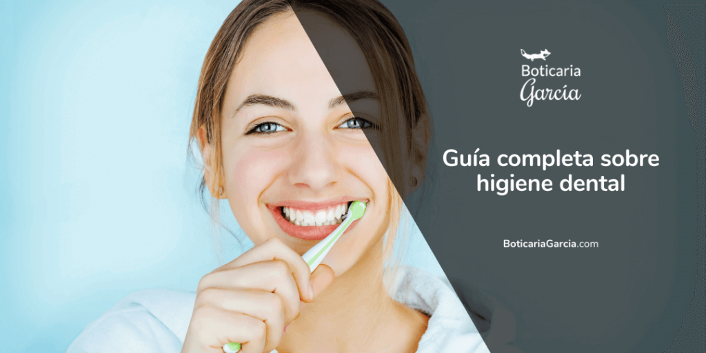 Cómo lavarse y cepillarse los dientes