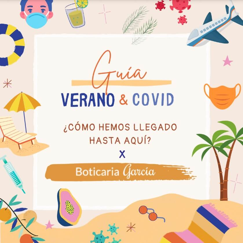 Guía verano Covid